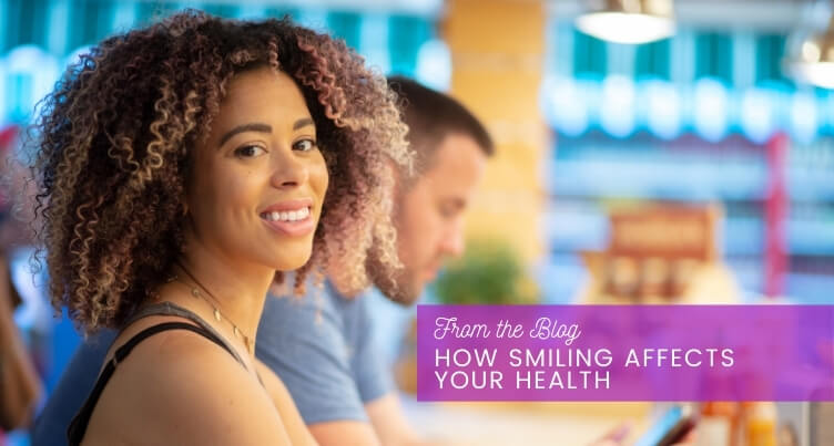 How Smiling Affects Your Health